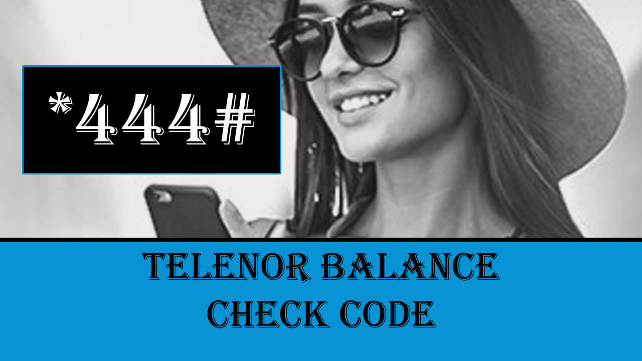 How to Check Telenor Balance