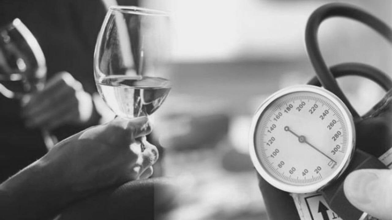 Get to Know About How Alcohol Raise Blood Pressure