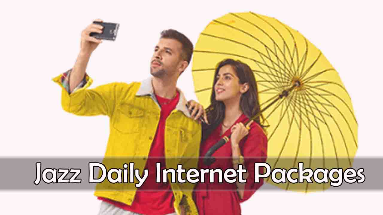Daily Internet Packages