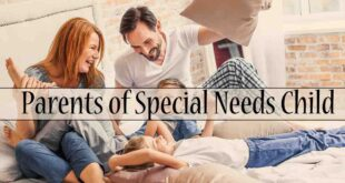 Parents of Special Needs Child