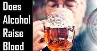 Does Alcohol Raise Blood Pressure