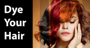 How to Dye Hair at Home