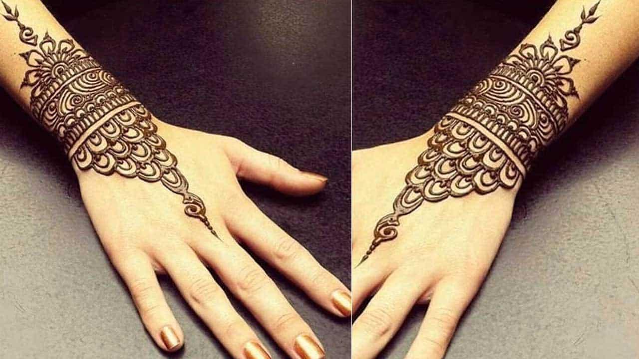 Easy Simple Henna Mehndi Designs