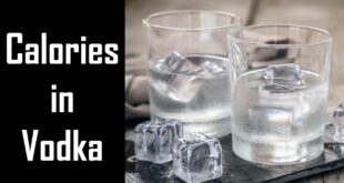 Calories in Vodka