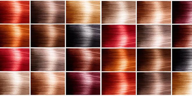 Hair Dye Color Hair at Home
