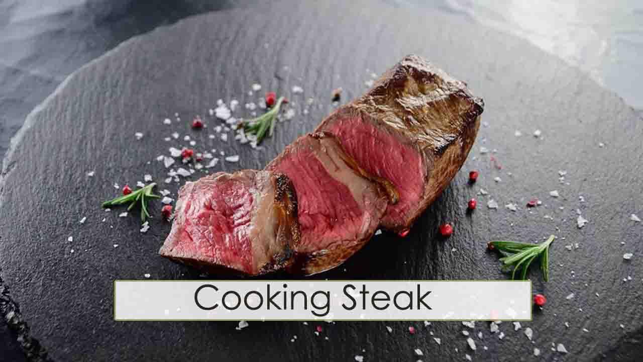 Cooking Steak