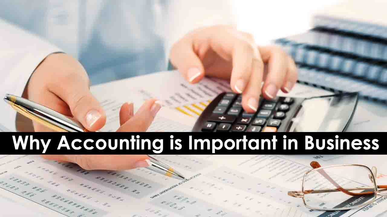 Accounting is Important