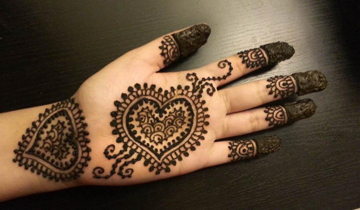 Beautiful Indian Bridal Mehndi Designs