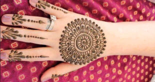 Beautiful Mehndi Designs.