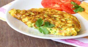Egg Omelet Recipe in Urdu