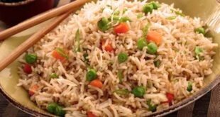 Fried Rice Recipe In Urdu