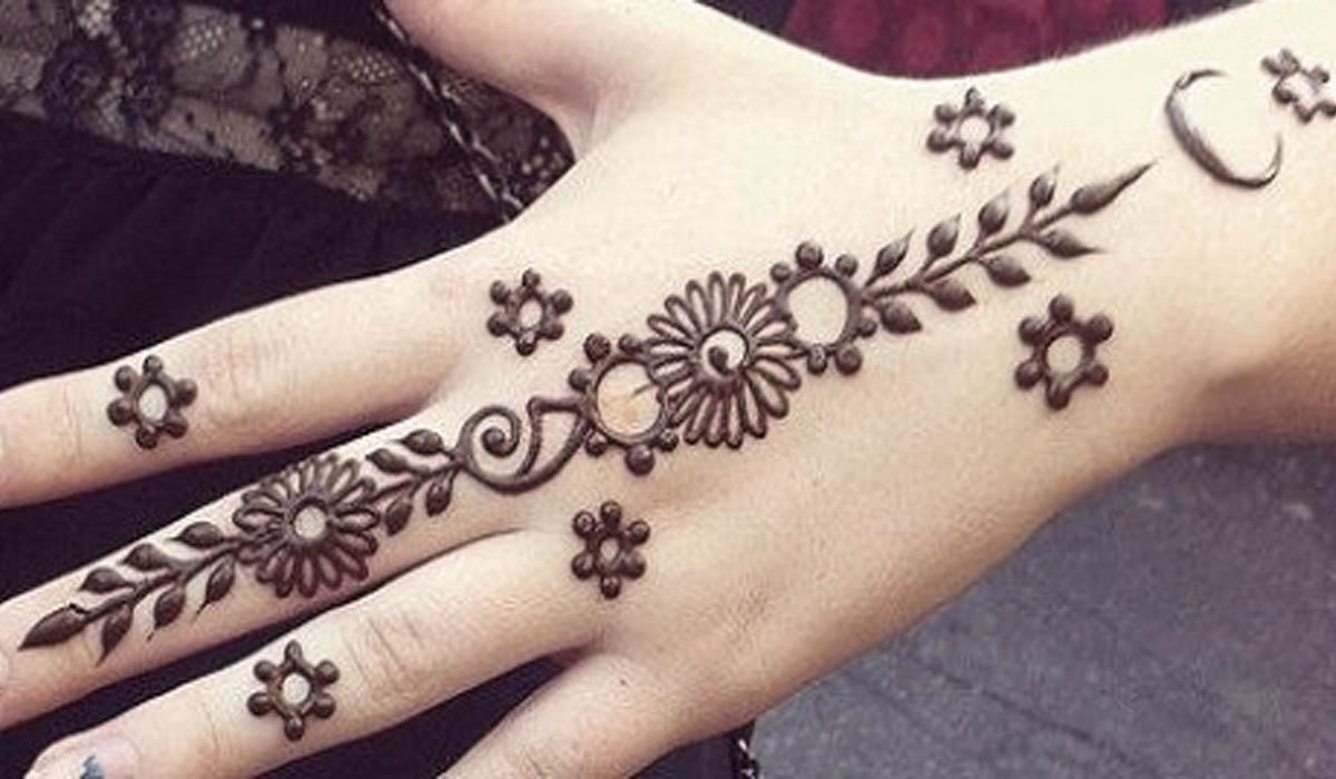 Latest Pakistani Mehndi Designs