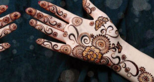 Mehndi Designs for Eid.