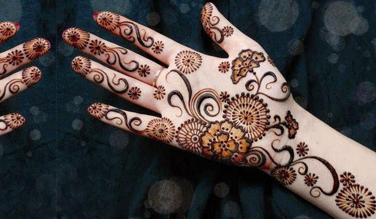 Mehndi Designs for Eid.
