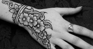 New Mehndi Design for Girls