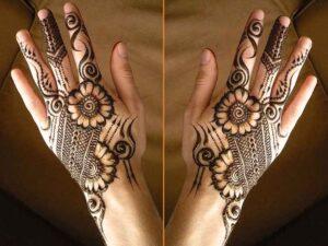 Bridal Mehndi Designs