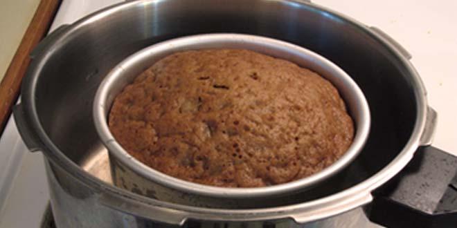 Recipe of Cake in Pressure Cooker