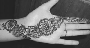 Simple Mehndi Designs on Hands 2020