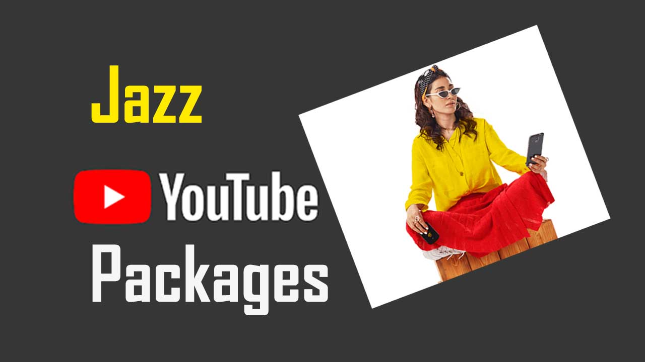 Jazz YouTube Packages