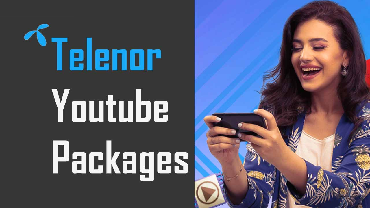 Telenor Youtube Packages