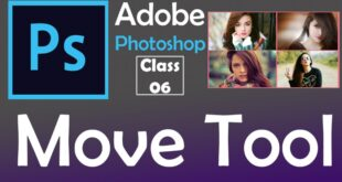 How to use Move Tool in Adobe Photoshop